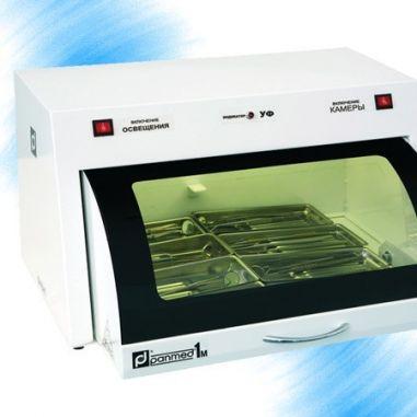 Камера для хранения стерильных изделий Панмед-1 малая со стеклянным сектором-крышкой купить в интернет-магазине АЛВИМЕДИКА Укр