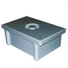 Емкость-контейнер ЕДПО-3-01 для предстерилизационной обработки мед. изделий