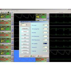 Центральная станция UCS-1000 для мониторов ЮМ-300 (Ютас) купить в интернет-магазине АЛВИМЕДИКА Украина