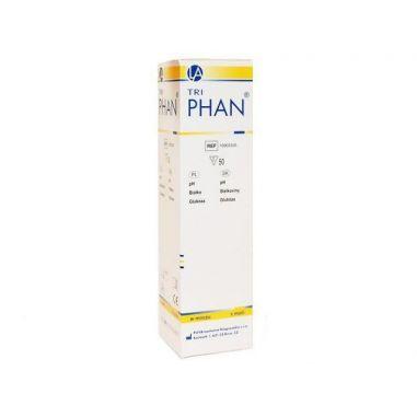 ТриФАН (белок, рН, глюкоза), 50 п. купить в интернет-магазине АЛВИМЕДИКА Украина