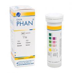 ДиаФАН (глюкоза, кетоны), 50 п. купить в интернет-магазине АЛВИМЕДИКА Украина
