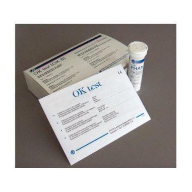 ОК тест (тест на скрытую кровь в кале), 50 п. купить в интернет-магазине АЛВИМЕДИКА Украина