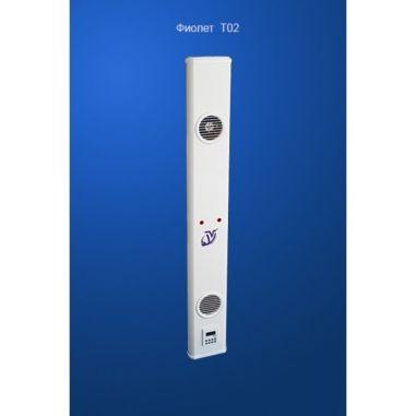Облучатель-рециркулятор закрытого типа ОРБ 2-15 «Фиолет Т02» купить в интернет-магазине АЛВИМЕДИКА Украина