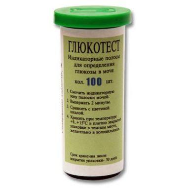 Глюкотест купить в интернет-магазине АЛВИМЕДИКА Украина