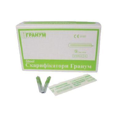 Скарификатор № 200 стерильный  купить в интернет-магазине АЛВИМЕДИКА Украина