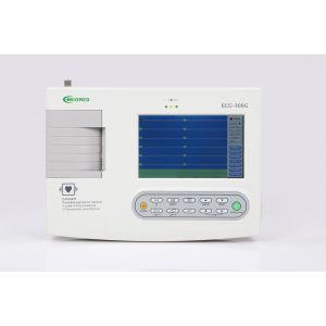 Електрокардіограф цифровий БІОМЕД ECG-300G 3-канальний купити у інтернет-магазині АЛВІМЕДИКА Украина