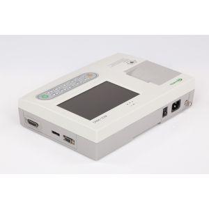 Электрокардиограф цифровой БИОМЕД ECG-300G 3-канальный купить в интернет-магазине АЛВИМЕДИКА Украина
