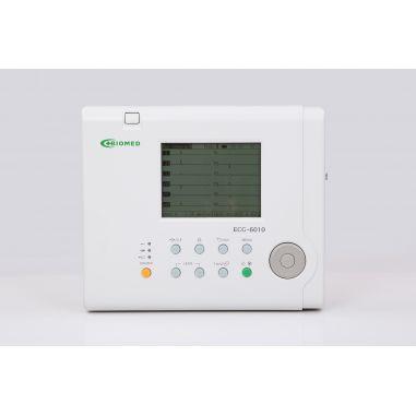 Электрокардиограф цифровой БИОМЕД ECG-6010 — 6-канальный купить в интернет-магазине АЛВИМЕДИКА Украина