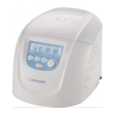 Высокоскоростные микроцентрифуги LabAnalyt D3024 купить в интернет-магазине АЛВИМЕДИКА Украина