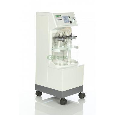 Отсасыватель медицинский БИОМЕД электрический, модель 7А-23B (на 40л) купить в интернет-магазине АЛВИМЕДИКА Украина