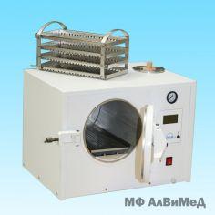 Стерилизатор паровой  ГК-10 купить в интернет-магазине АЛВИМЕДИКА Украина