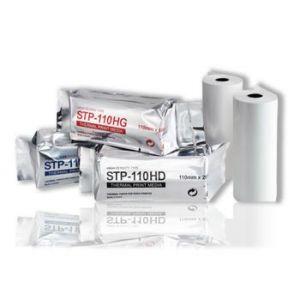 Термобумага и термоплёнка для медицинских принтеров